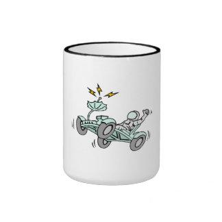 Lunar Rover Coffee Mugs