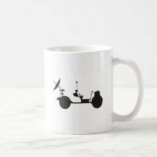 Lunar Rover Classic White Coffee Mug