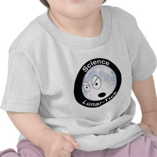 Lunar-Señal Camisetas