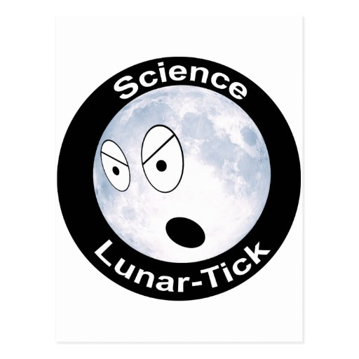 Lunar-Señal Tarjetas Postales