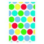 Lunar, sistema de colores 3 papelería de diseño