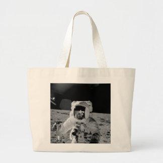 Lunar Soil Sample Large Tote Bag