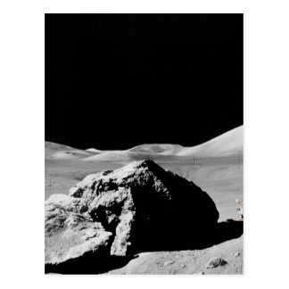 Lunar superficie postal