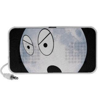 Lunar-Tick Travelling Speakers