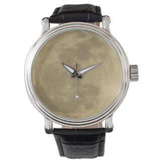 Lunar Time Wrist Watch