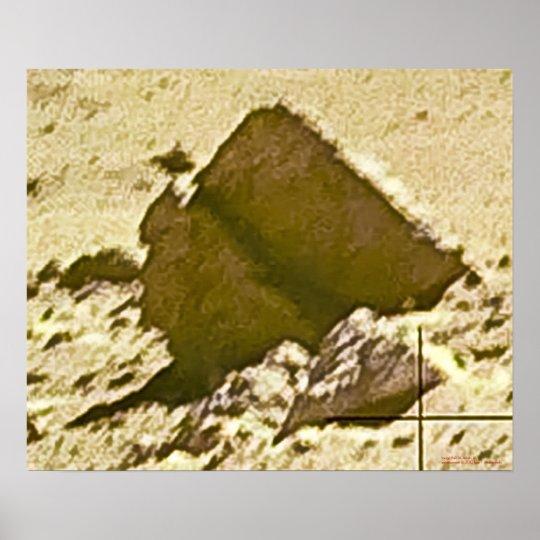 Lunar Trash Dump Poster