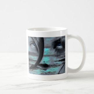 LUNAR TUG ~ LUNACY COFFEE MUG