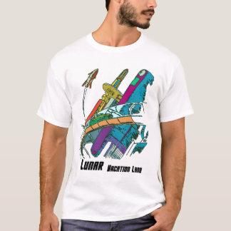 Lunar Vacation Land T-Shirt