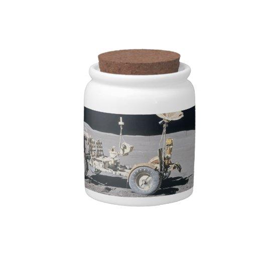 Lunar Vehicle Candy Jars