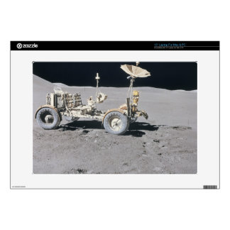 "Lunar Vehicle Decals For 15"" Laptops"