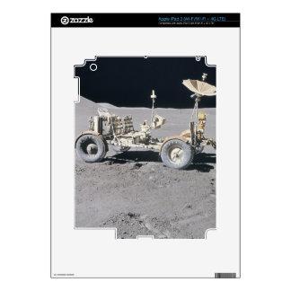 Lunar Vehicle iPad 3 Skin