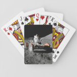 Lunar Vehicle on the Moon Classic Playing Cards Poker Cards