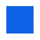 Lunares - 6b azul postal