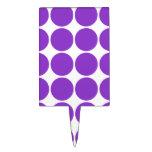 Lunares accesorios elegantes femeninos de la viole