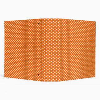 Lunares anaranjados