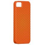 Lunares anaranjados iPhone 5 Case-Mate fundas