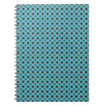 Lunares azules cuadernos