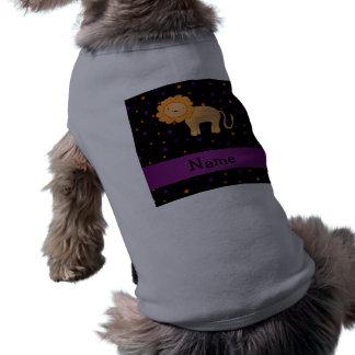 Lunares conocidos personalizados de Halloween del Camisas De Mascota