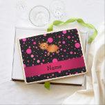 Lunares conocidos personalizados del rosa del