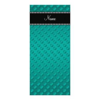Lunares conocidos personalizados del trullo tarjeta publicitaria personalizada