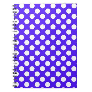 Lunares de la púrpura de Han Libro De Apuntes