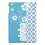 Lunares de los azules cielos; Hawaiana iPad Mini Cárcasa