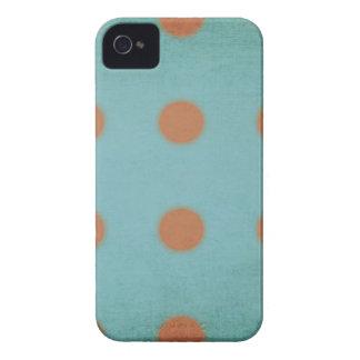 lunares de Rupydetequila del caso del iPhone 4-4s Carcasa Para iPhone 4 De Case-Mate