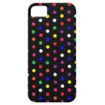 ¡Lunares del arco iris! iPhone 5 Coberturas