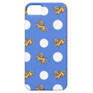 Lunares del azul de Havanese Funda Para iPhone SE/5/5s