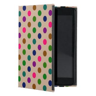Lunares del caso del iPad del iCase de Powis mini iPad Mini Carcasa