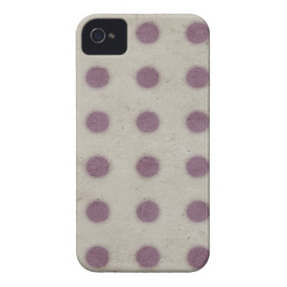 Lunares del Grunge del caso de Blackberry_bold Carcasa Para iPhone 4 De Case-Mate