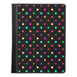 Lunares en folio del iPad 2/3/4 del caso