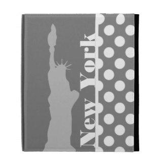 Lunares grises; Nueva York
