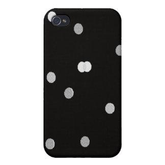 Lunares iPhone 4 Fundas