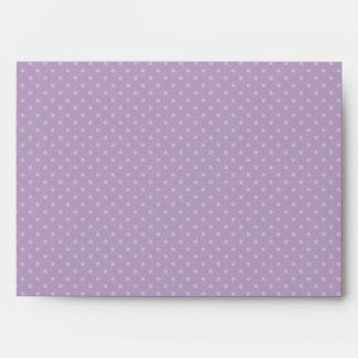 Lunares púrpuras