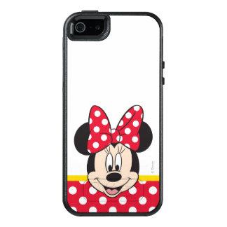 Lunares rojos de Minnie el | Funda Otterbox Para iPhone 5/5s/SE