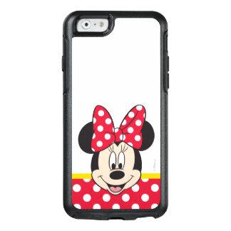 Lunares rojos de Minnie el | Funda Otterbox Para iPhone 6/6s