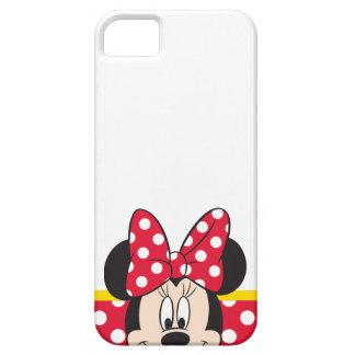 Lunares rojos de Minnie el | Funda Para iPhone 5 Barely There
