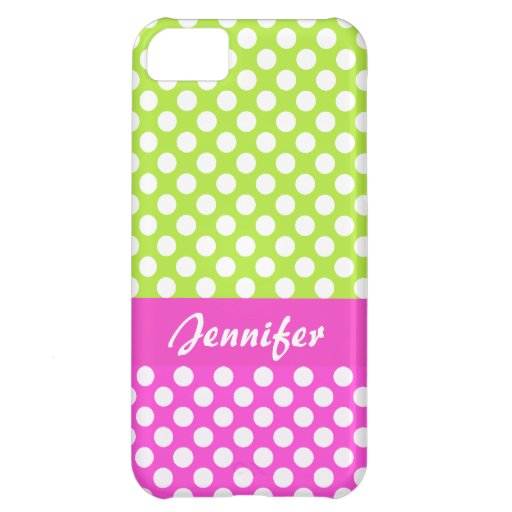 Lunares verdes rosados - caso conocido del iPhone