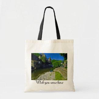 Lunas Tote Bags