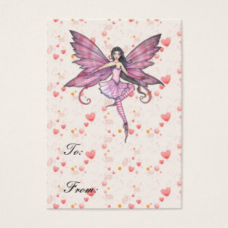 Luna's Dance Fairy Gift Tags