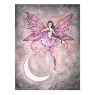Luna's Dance Fairy Postcard