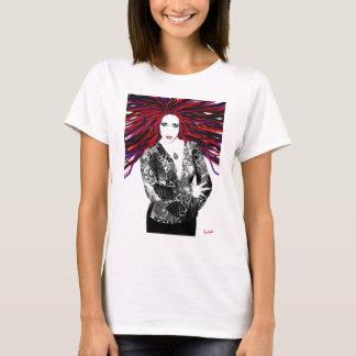 Luna's Wild Hair T-Shirt