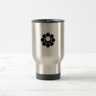 Lunate nine heavenly body coffee mugs