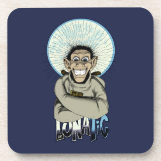 Lunatic! Beverage Coaster