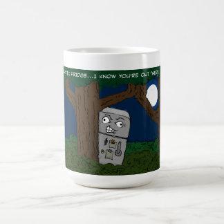 Lunatic Fridge Coffee Mug