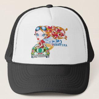 Lunatic Girl Trucker Hat