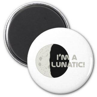 Lunatic! Magnet