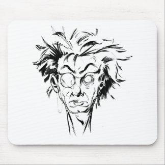 lunatic mouse pad