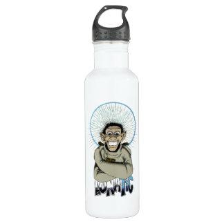 Lunatic! Water Bottle